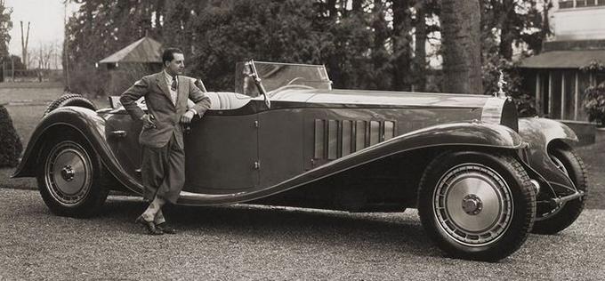 bugatti royale d couvrir r tromobile la cit de l 39 automobile ancienne. Black Bedroom Furniture Sets. Home Design Ideas