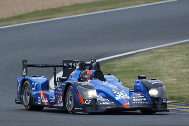 during the 2015 Le Mans 24 hours test day, on May 31st 2015, at Le Mans circuit, France. Photo Clement Marin / DPPI